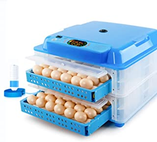 Egg Incubator With Automatic Egg Turning For Hatching Holds 56 Eggs Fertilized Chicken Duck Quail Brids Intelligent Contro...