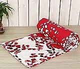 Trance Home Linen Cotton Blanket (Single_ Multicolour) lightweight comforter brown Apr, 2021