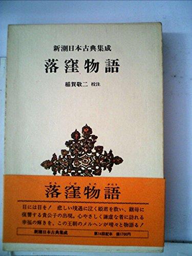 落窪物語 (1977年) (新潮日本古典集成)の詳細を見る