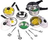 Casdon 502 - Batería de Cocina de Juguete