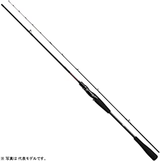 ダイワ(Daiwa) タイラバ ロッド 紅牙X 69XHB