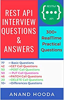 REST API Interview Questions and Answers: Automating and Testing a Rest API Interview Questions(Updated version 2) (Testing Job in your Hand)