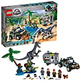 LEGO Jurassic World - Baryonyx Face-Off: The Treasure Hunt Park Costruzioni
