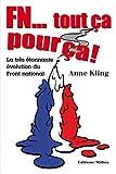 Fn... Tout Ca pour Ca! la Tres Etonnante Evolution du Front National