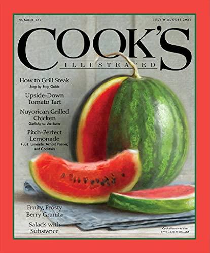 Test Kitchen Cook's Illustrated