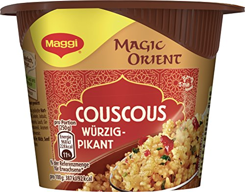 Maggi Magic Orient Couscous würzig-pikant, 63g