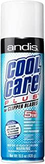 Andis Cool Care Plus for Blades 15.5 Ounce Aerosol (458ml) (3 Pack)