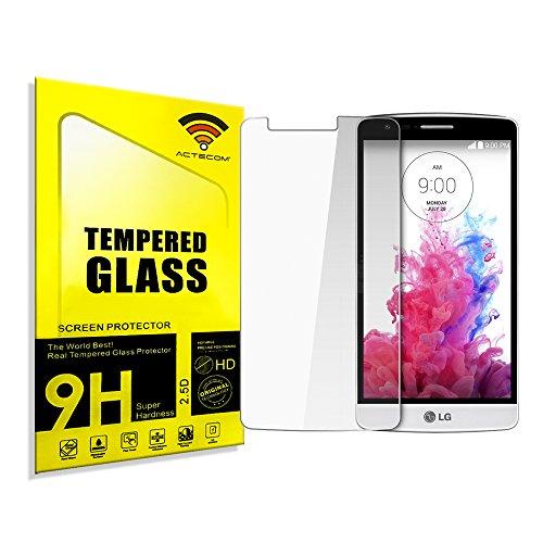 cogac Cristal Templado Protector Compatible con LG G3 S Mini 0.2mm
