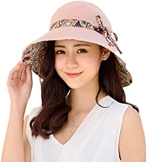 NW 1776 Summer Women's UV Protection Outdoor Sunscreen Beach Hat