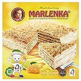 Honig - Zitrone Torte Marlenka -