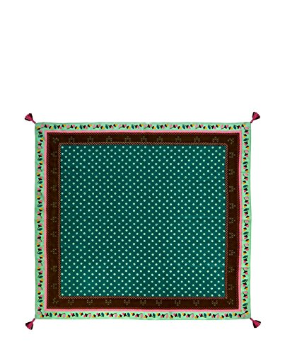 Écharpe Home – Où Le Coeur est, 100 x 100 cm, modèle # 12654
