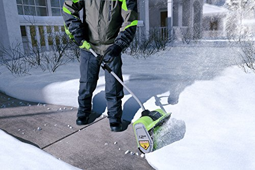 Snowy? Frosty? No problemo with an electric snow shovel 19