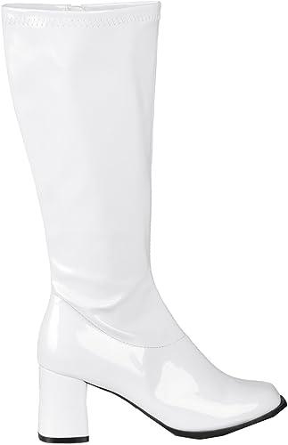 Boland Damen Stiefel - 46219 46219 46219 - Weiß - 45 EU  der beste Kundendienst