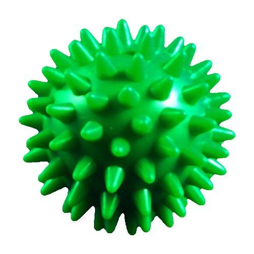 Igelball Noppenball, grün, Durchmesser 5 cm
