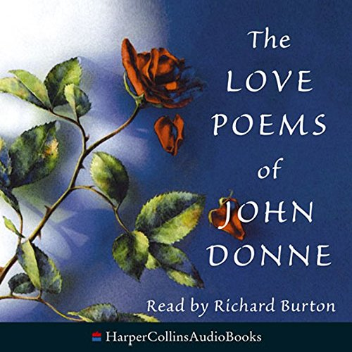 The Love Poems of John Donne audiobook cover art