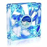 AABCOOLING Super Silent Fan 9 Blue LED - 92mm Ventilateur pour...