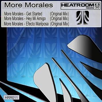 More Morales  Tech E.P