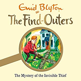 The Mystery of the Invisible Thief Titelbild