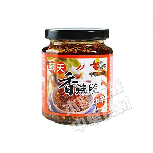 ロウバ 朝天 山椒ラー油(大) 240g