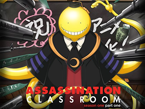 Assassination Classroom, Season 1, Pt. 1