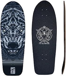 TXIN - Monopatin Skate Skateboard surfskate Deck Revenge ...
