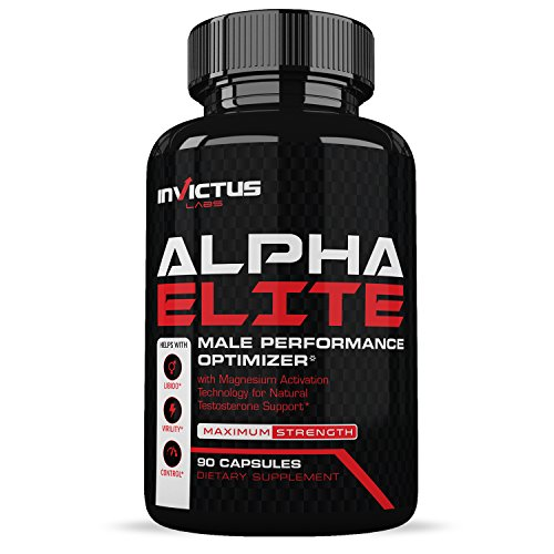 Extra Strength Testosterone Booster (90 Caplets)|Naturally Increase Strength, Endurance, and Stamina|Boost Performance and Recovery|Builds Lean Muscle|Promotes Healthy Weight Loss and Fat Burning