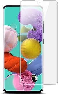 ONICOGEAR 360 Skyddande 2 Pack fram skärmskydd Kompatibel med Samsung Galaxy A51 4G / Galaxy A51 5G