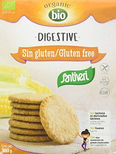 Santiveri Gall.Digestive Sin Gluten Bio 360G - 500 g