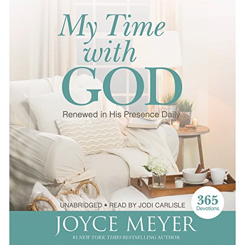 My Time with God cover art