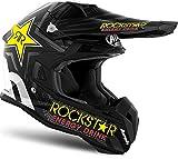 Airoh tovrk35Terminator Open vis.Rockstar Mat XS