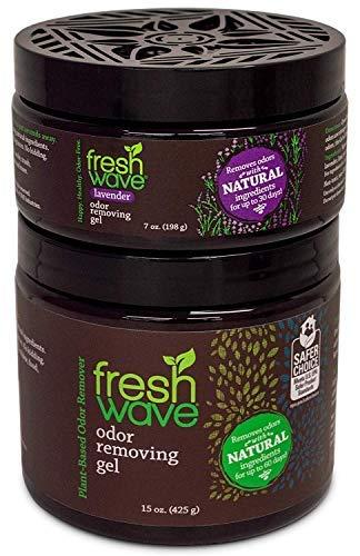 Fresh Wave Odor Removing Gel, 15 oz. + Lavender Gel, 7 oz. Free