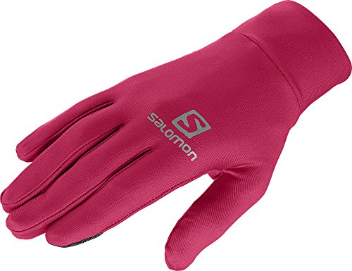 SALOMON Handschuhe Active Gloves U, Lotus Pink, L