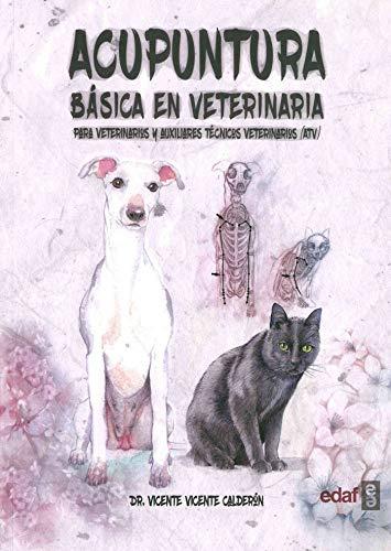 Acupuntura básica en veterinaria (Animales)