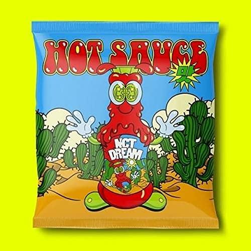 Hot Sauce-Jewel Case Ver.(韓国盤)