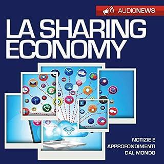 La sharing economy copertina