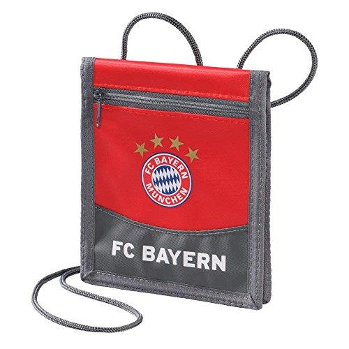 FC Bayern München Brustbeutel, rot
