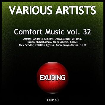 Comfort Music Vol. 32