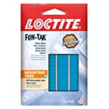 Loctite 1865809 2oz。fun-tak Mounting Puttyタブ、ブルー 1 Pack 1865809