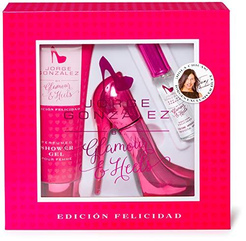 JORGE GONZÁLEZ Edicion Felicidad Gift Box, Geschenkset, Parfum, Shower Gel