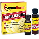 ZymaDerm Natural Molluscum Contagiosum Treatment Duo, ZymaDerm for Molluscum & Tea Tree Oil Body Wash, Plant-Based Formulation for Kids & Adults