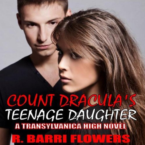 Couverture de Count Dracula's Teenage Daughter