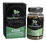 SuppYourMind Atem - Acerola | Isländisch Moos | Eukalyptusöl | Salbei | Vitamine | sekundäre...