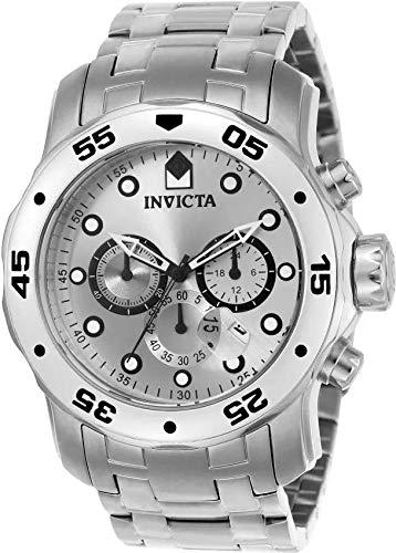Relógio Invicta Pro Diver 0071 Prata Masculino