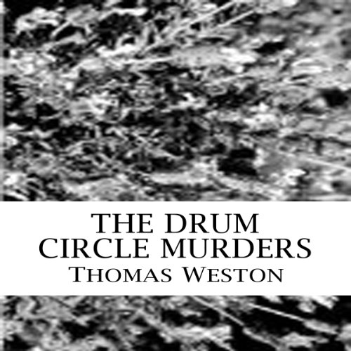 The Drum Circle Murders audiobook cover art