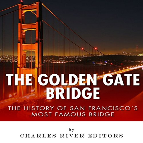 The Golden Gate Bridge audiobook cover art
