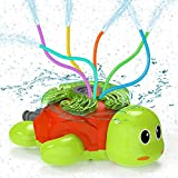 Kiztoys Water Sprinkler For Kids,Garden Sprinkler Kids-Premium Turtle Sprinkler For Kids, Outdoor Water Play...