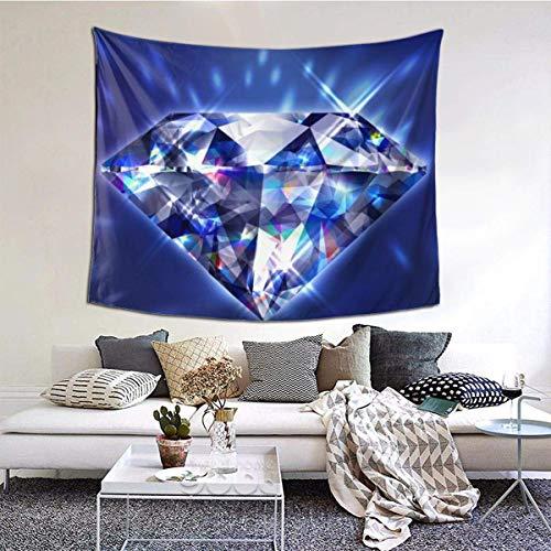 Tapiz de Pared de Diamantes, Tapiz de Arte Hippie para Colgar en la Pared, decoración del hogar, manteles Extra Grandes para Dormitorio, Sala de Estar, Dormitorio