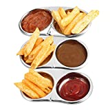 Bazaar Edelstahl Gewürzessig Sauce Dish Restaurant Caidie Jar Würzen Geschirr Küchenzubehör