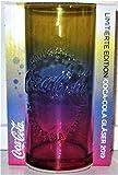 Coca-Cola, cristal, edición limitada, cristal arcoíris, McDonald, 2019