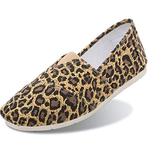 Top 10 best selling list for daily shoes flats leopard print